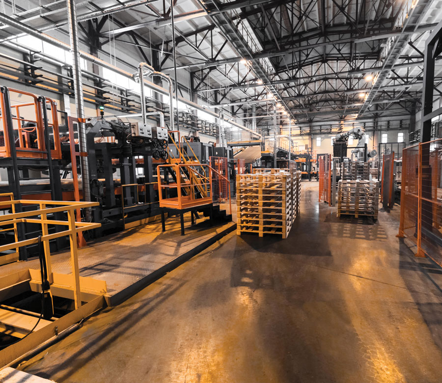 Zanesville Steel - Safety + Maintenance Fabrication
